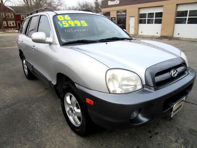 2006 Hyundai Santa Fe Limited 2WD