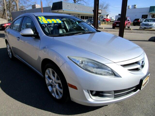 2011 Mazda MAZDA6 s Touring Plus