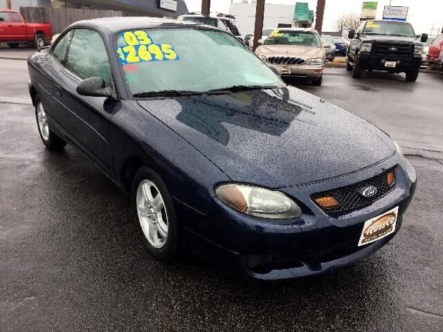 2003 Ford ZX2 Standard