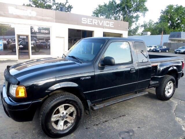 2003 Ford Ranger Edge SuperCab 4WD