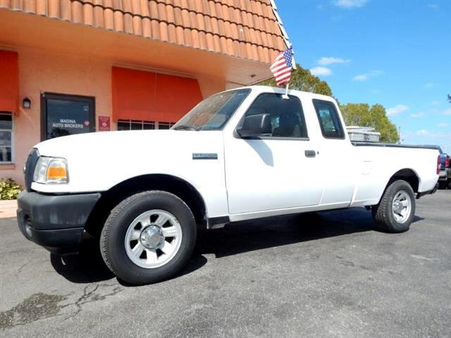 2009 Ford Ranger XL SuperCab 2WD