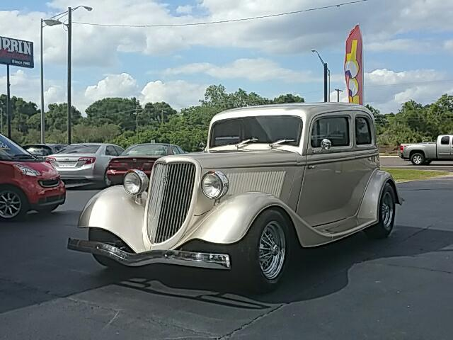 1933 Ford Vickie