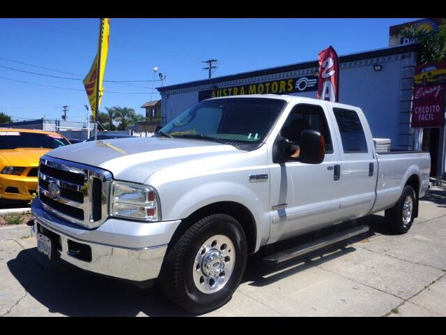 2005 Ford F-250 SD XLT Crew Cab Long Bed 2WD