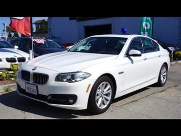 2015 BMW 5-Series