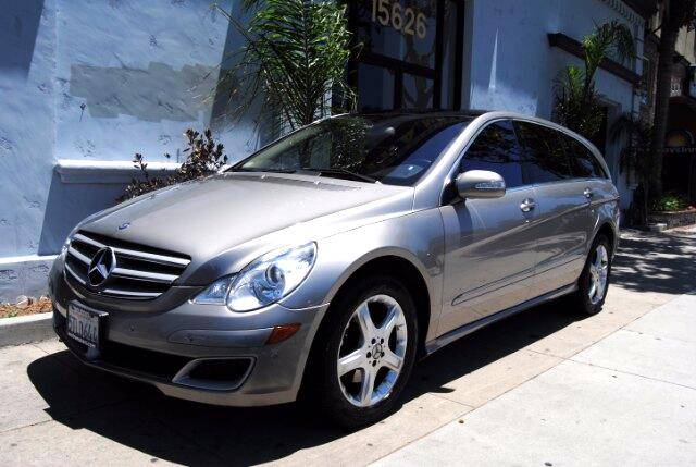 Used 2006 mercedes benz r class for sale in lawndale ca for Mercedes benz r350 for sale