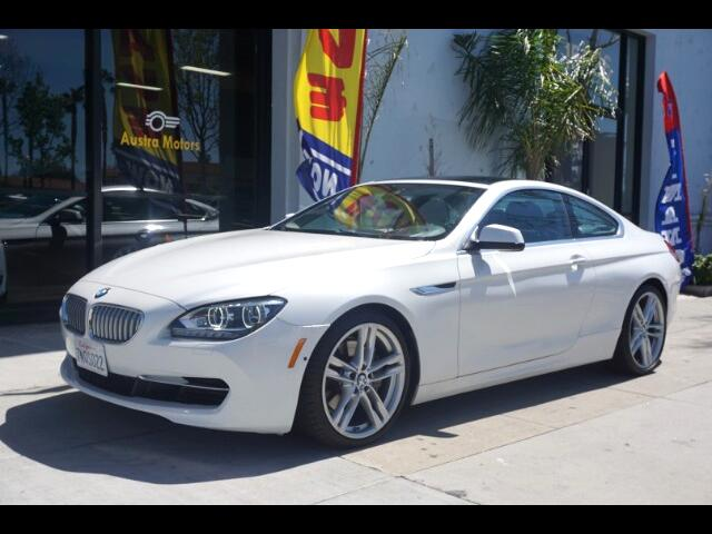 2015 BMW 6-Series 650i Coupe