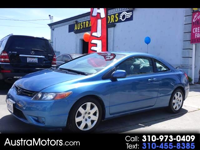2007 Honda Civic LX Coupe AT