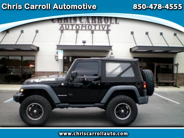 2010 Jeep Wrangler Islander Soft Top