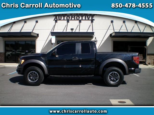 2010 Ford F-150 Raptor SuperCab 4WD