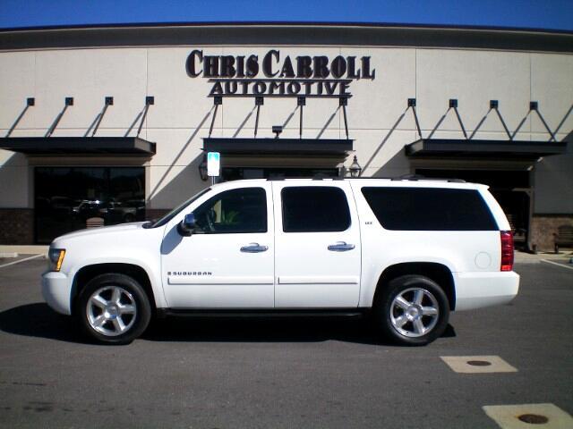 2008 Chevrolet Suburban LTZ 2WD
