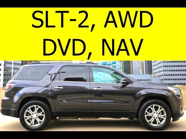 2014 GMC Acadia SLT2 AWD DVD NAVIGATION BOSE SOUND