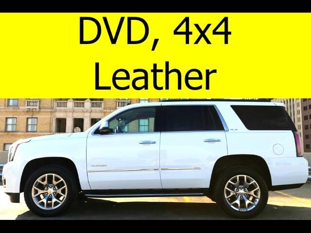 2015 GMC Yukon LEATHER 4x4 DVD BOSE SOUND SYSTEM