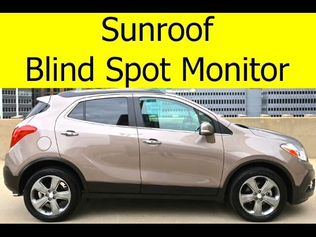 2014 Buick Encore Convenience Sunroof