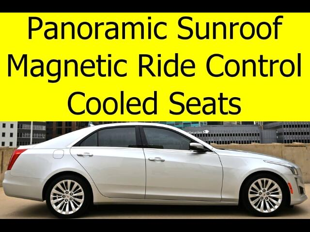 2014 Cadillac CTS 3.6L Luxury PANO ROOF MAGNETIC RIDE COOLED SEATS