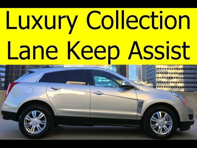 2015 Cadillac SRX Luxury Collection Forward Collision Alert