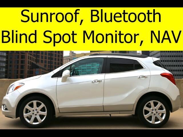 2015 Buick Encore SUNROOF NAVIGATION