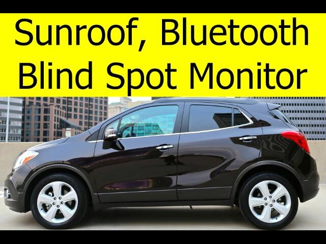 2015 Buick Encore SUNROOF