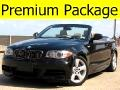 2010 BMW 1-Series 135i Convertible Premium Package Bluetooth