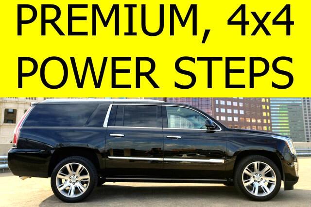 2015 Cadillac Escalade ESV Premium 4WD POWER BOARDS