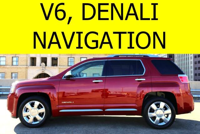 2014 GMC Terrain Denali NAVIGATION V6
