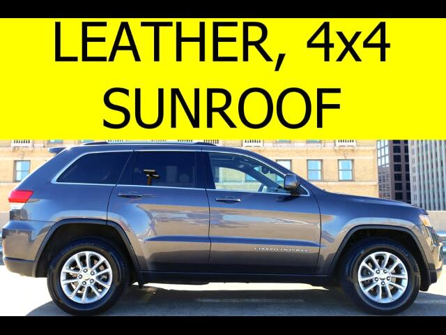 2014 Jeep Grand Cherokee 4WD LEATHER SUNROOF