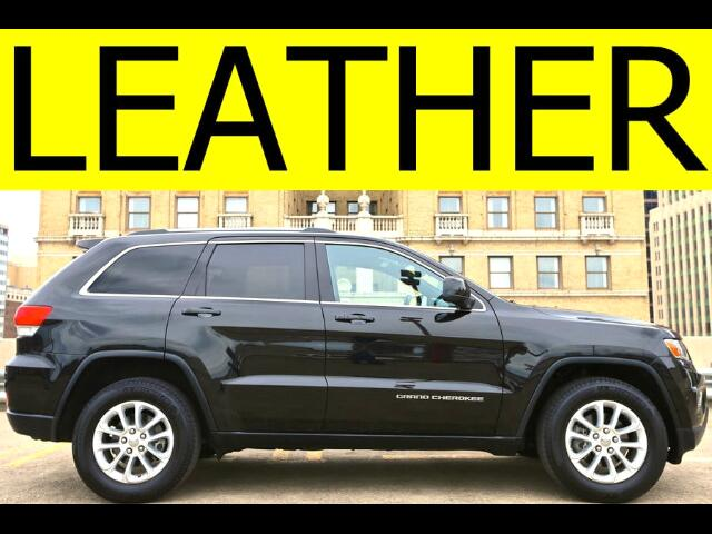 2014 Jeep Grand Cherokee LEATHER 4WD