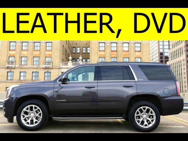 2015 GMC Yukon LEATHER DVD BOSE SOUND