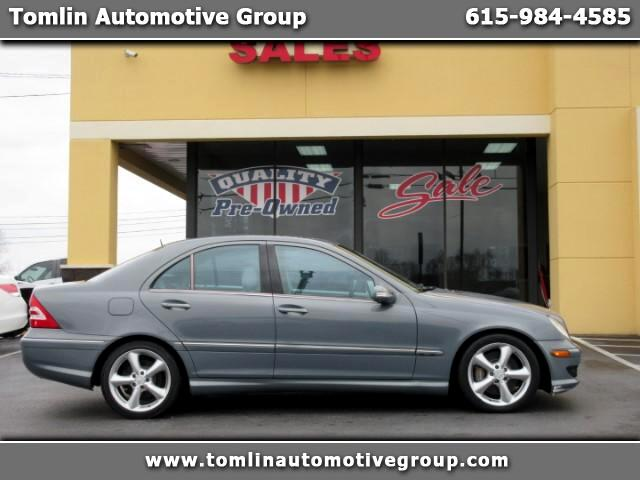 2006 Mercedes-Benz C-Class C230 Sport Sedan