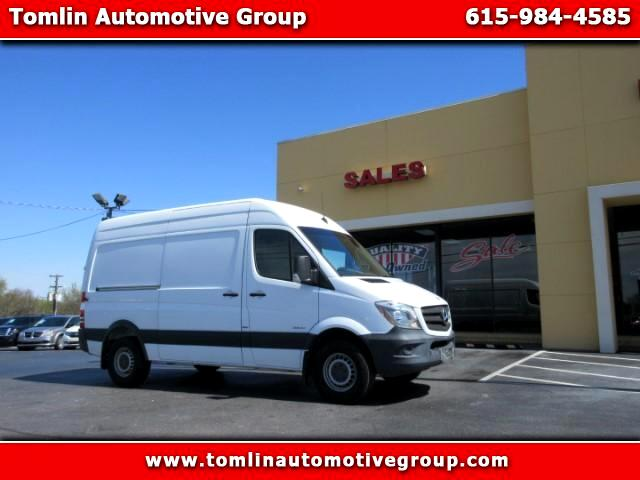 2015 Mercedes-Benz Sprinter 2500 144-in. WB