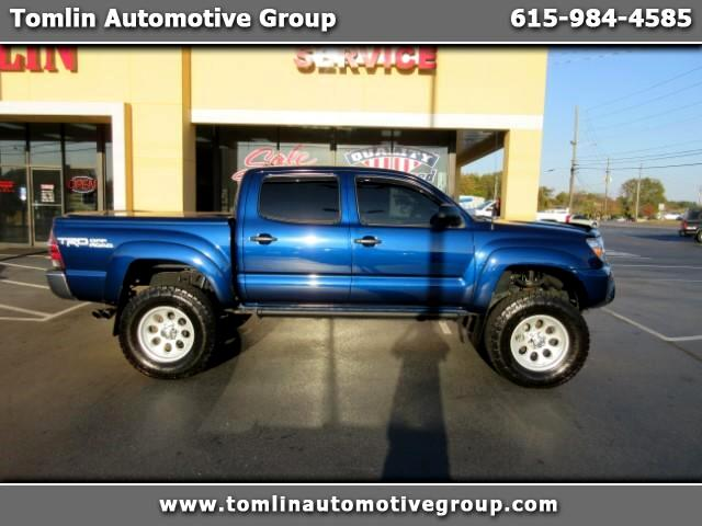 2014 Toyota Tacoma Double Cab V6 5AT 4WD TRD