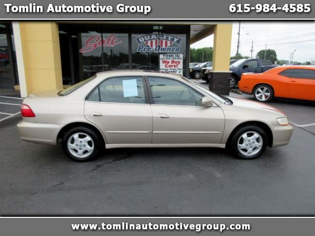 2000 Honda Accord Sedan 4dr I4 CVT EX