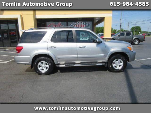 2006 Toyota Sequoia SR5 2WD