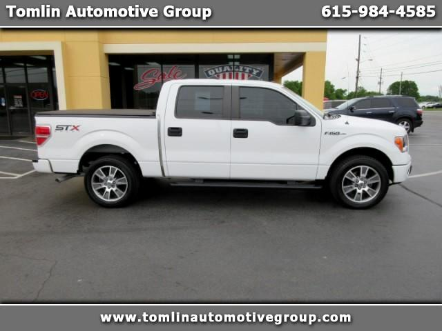 2014 Ford F-150 STX Supercab 6.5-ft Bed 2WD STX