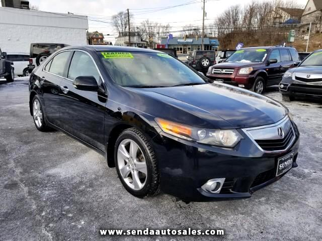 2011 Acura TSX 5-Speed AT with Tech Package