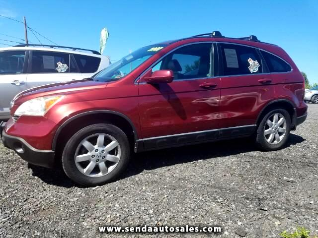 used 2007 honda cr v ex l 4wd at for sale in reading pa 19601 senda auto sales inc. Black Bedroom Furniture Sets. Home Design Ideas