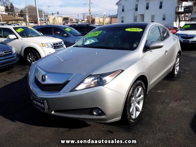 2010 Acura ZDX 6-Spd AT w/Tech Pkg