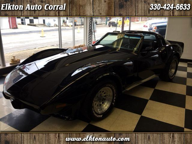 1979 Chevrolet Corvette 2dr Cpe