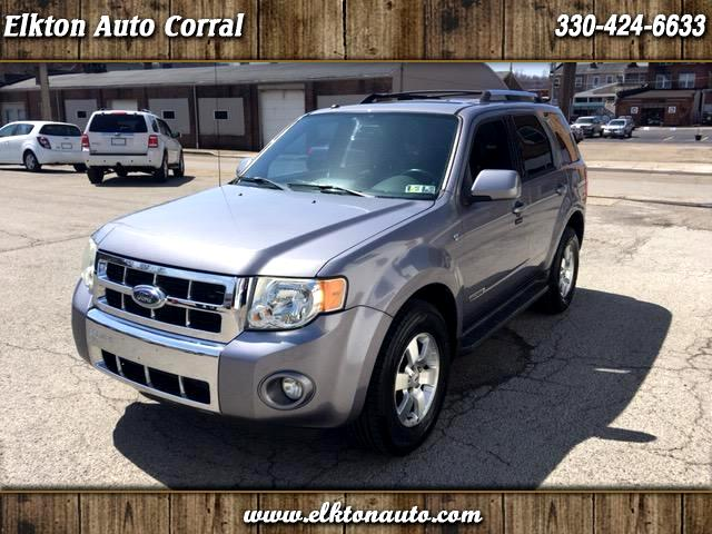 2008 Ford Escape 4WD 4dr Limited