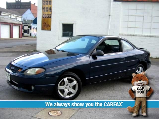 2003 Ford ZX2 Coupe