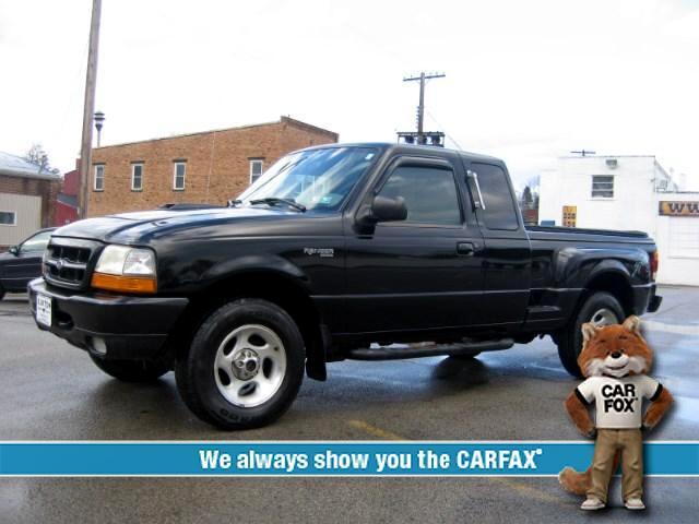 1999 Ford Ranger XLT SuperCab 4-Door 4WD