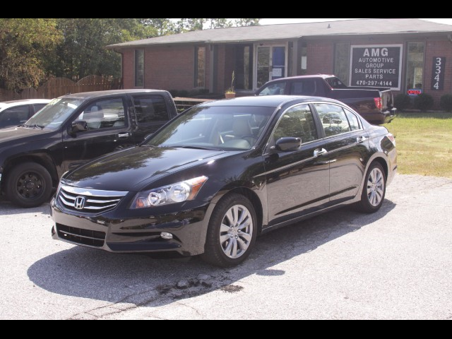 2012 Honda Accord EX-L V6 with Navigation