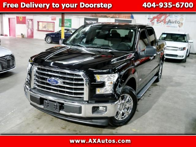 2017 Ford F-150 XLT SuperCrew 6.5-ft. Bed 2WD