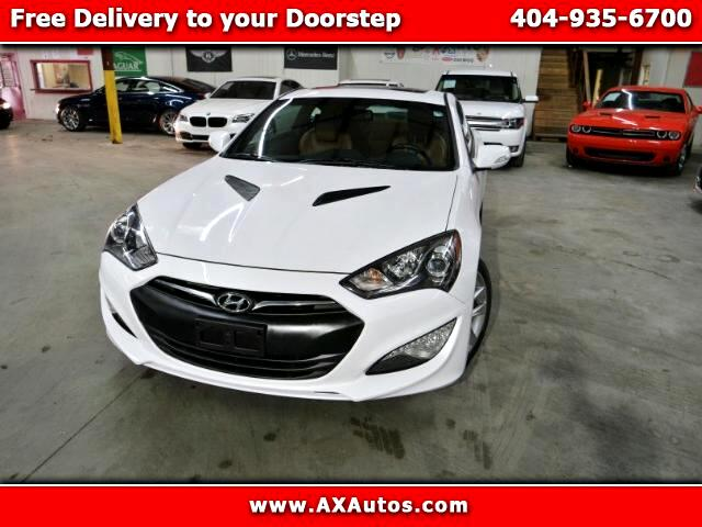 2014 Hyundai Genesis Coupe 3.8 Grand Touring 8AT