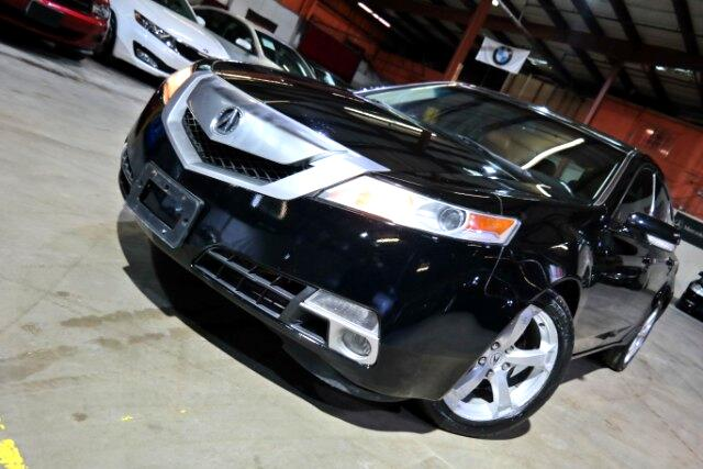 2010 Acura TL 5-Speed AT SH-AWD