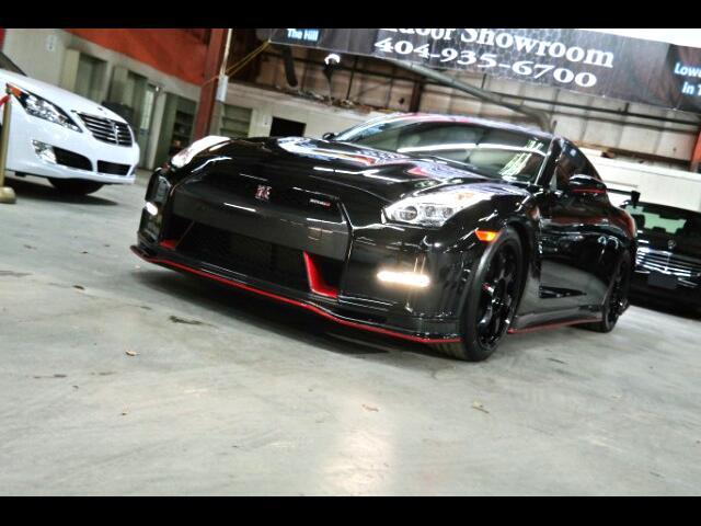 2016 Nissan GT-R NISMO
