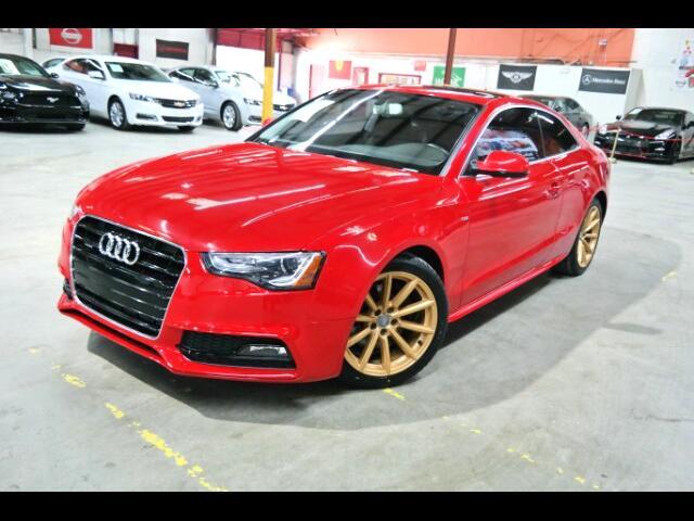2015 Audi A5 2.0T Premium Plus quattro 8A