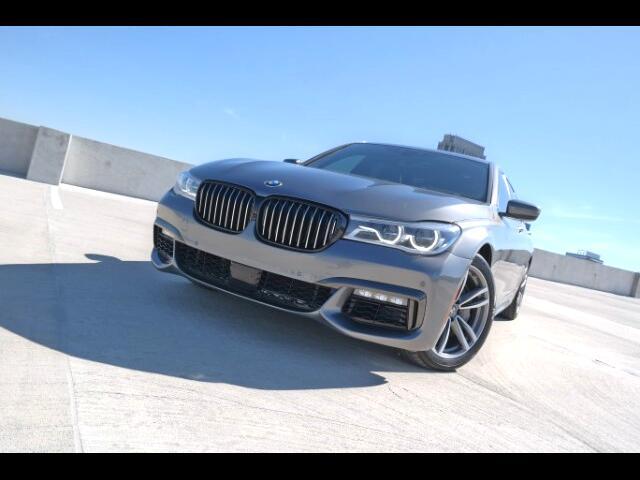 2017 BMW 7-Series 750i