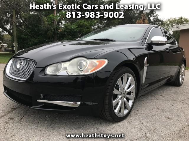 2010 Jaguar XF-Series Premium Luxury