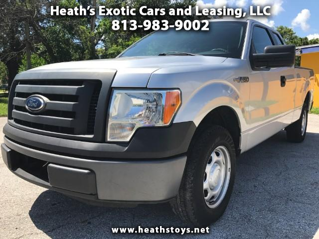 2011 Ford F-150 STX SuperCab 6.5-ft. Bed 2WD