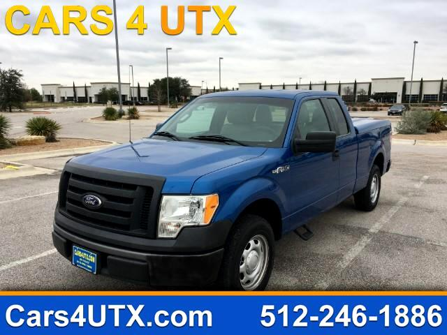 2010 Ford F-150 XL SuperCab 6.5-ft. Bed 2WD
